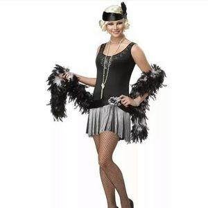 🆕 BOOP BOOP A DOO Costume Teen/Adult XS Flapper
